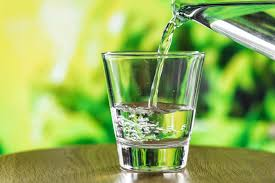 snel afvallen in een week water