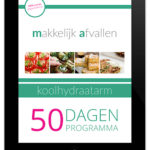 Het Koolhydraatarm 50 dagen programma