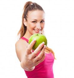 start met gezond eten