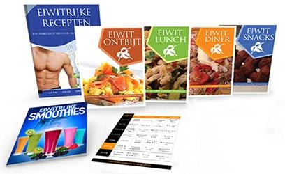 Eiwitrijke Recepten Kookpakket