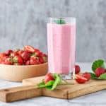 Wat is het verschil tussen een smoothie en een shake