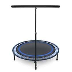 Flexbounce mini-trampoline