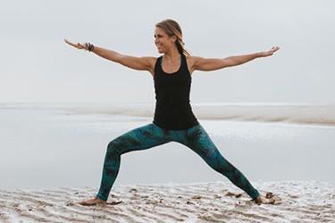 Yoga houdingen voor beginners