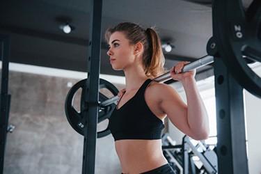 afvallen en spiermassa opbouwen