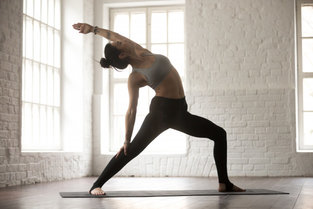 wat is hatha yoga houding