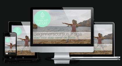 Yoga Stap voor Stap - Happy with Yoga