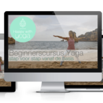 Yoga stap voor-stap Happy with yoga