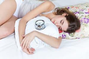 Goed slapen goed voor je uiterlijk