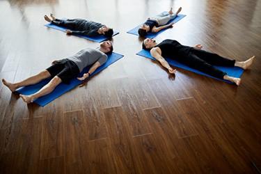yoga nidra oefeningen