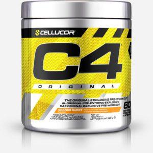 C4 Original pre-workout Cellucor
